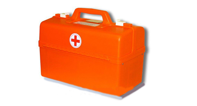 Кейс аптечки для работников