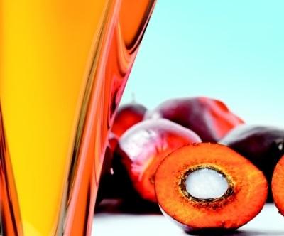 Детское питание с маслом пальмы