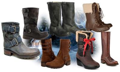 Сезонные сроки на обувь в архангельске