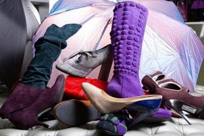 Какие туфли и сапоги не подлежат обмену