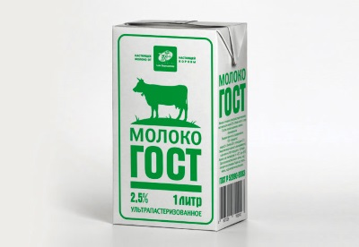 Молоко без пальмового масла
