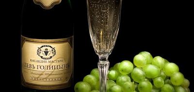 Определить срок годности шампанского