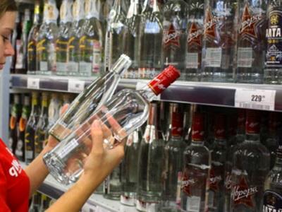 Правила хранения водки