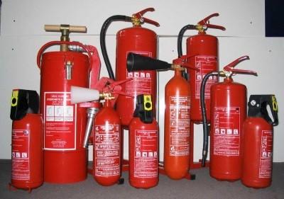 Срок годности огнетушителя