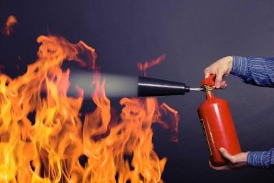 Виды и отличия огнетушителей