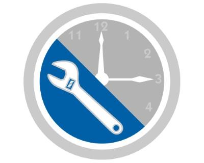 Время бесплатного ремонта по гарантии