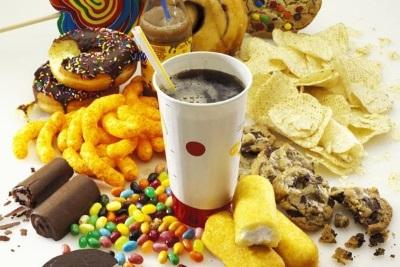 Где содержатся вредные пищевые добавки