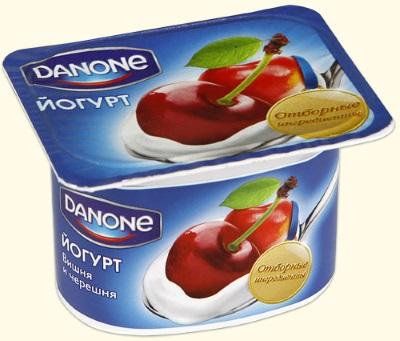 Из чего делают йогурты