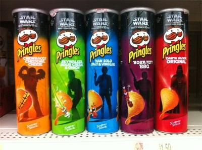 Из чего сделаны Pringles