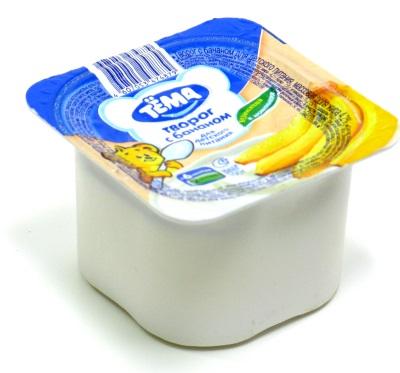 Состав детского молочного продукта