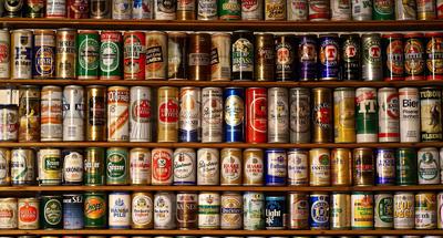 Различные виды пива
