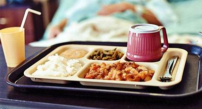 Жалоба на питание в больнице