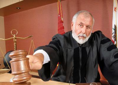 Просьба в суд о расторжении