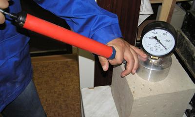 Как производится проверка строительных материалов?