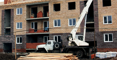 Недостатки в строительстве у недобросовестного застройщика