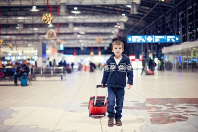 Перевоз детей в самолете без родителй по россии