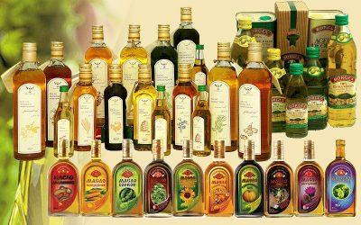 Растительное масло - состав