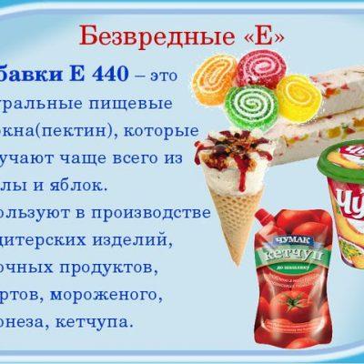 Добавки запрещенные в россии