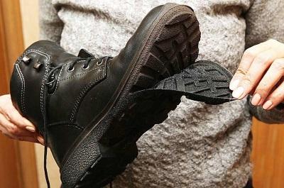 Можно ли вернуть новые туфли