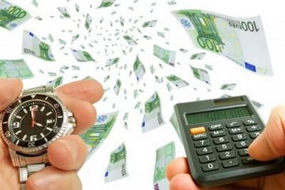 Размер пени за просрочку платежа по договору