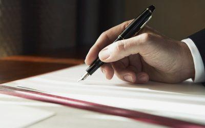 Образец доверенности на подписание кредитного договора